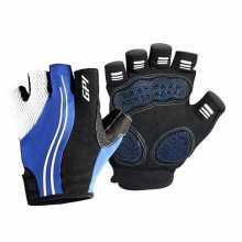 Ръкавици без пръсти GPI MOTO 1532 черно, син, L, XL