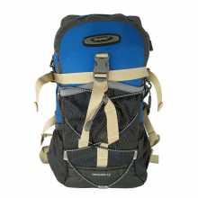 Backpack, Tourist, ONE POLAR, po1520-b-mx, Blue