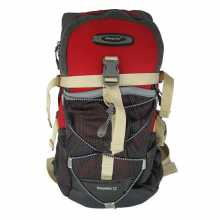 Backpack, Tourist, ONE POLAR, po1520-r-mx, Red