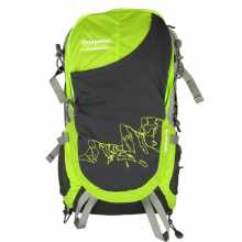 Backpack, Touristic, ONE POLAR, po1536-g-mx, Green