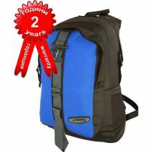 Backpack, Daily, Urban, ONE POLAR, po919-b-mx, Blue