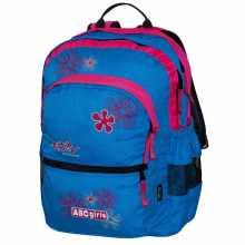 School backpack TASHEV ABC Girls Blue