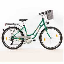 Bicycle 26'' Madeira MINT Alloy,  HF